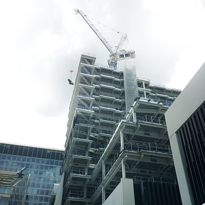 Brookfield Multiplex Construction: One London Wall Place