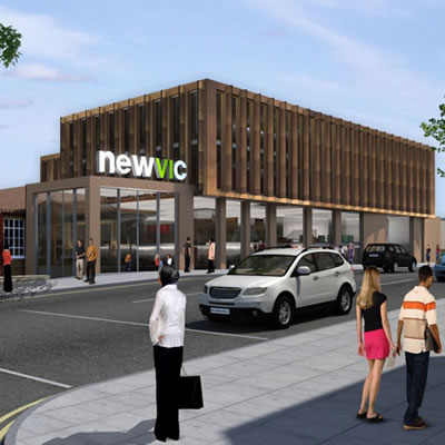 Interserve: NewVic 6th form College