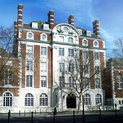 Geoffrey Osborne: Royal Academy of Music, Marylebone Road