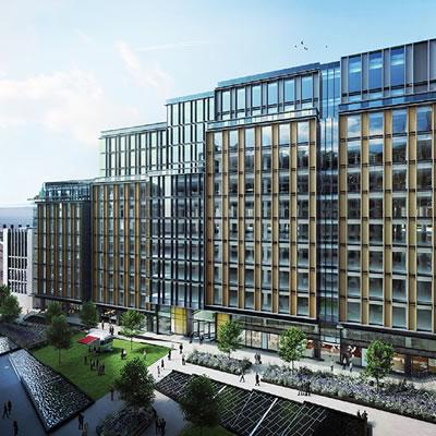 ISG: Google HQ, 6 Pancras Square, London
