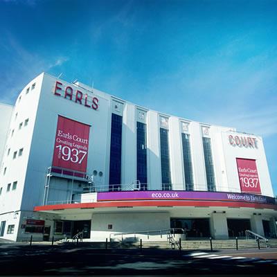 Keltbray: Earls Court Arena Demolition Decommission